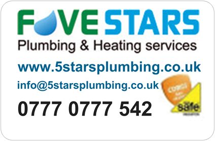 5starsplumbing.co.uk